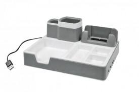 Organizator birou DO 003-17 Monolith pentru telefoane - Resigilat