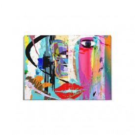 Tablou Canvas Abstract Face