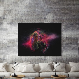 Tablou Canvas Colorful Splash
