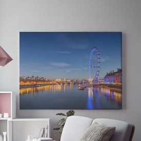 Tablou Canvas London Eye