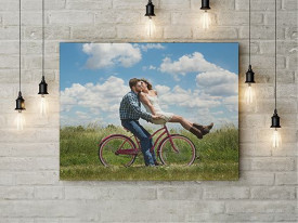 Tablou Canvas Love is in the air