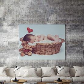 Tablou Canvas Sleepy baby