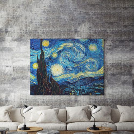 Tablou Canvas Starry night