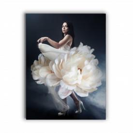 Tablou Flower dress