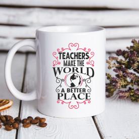 CANA TEACHERS MAKES THE WORLD A BETTER PLACE