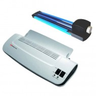 Laminator A4 80-125mic + Trimmer 9 modele taiere
