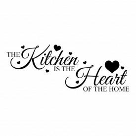 Sticker Love Heart Kitchen