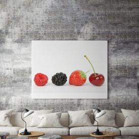 Tablou Canvas 4 fructe