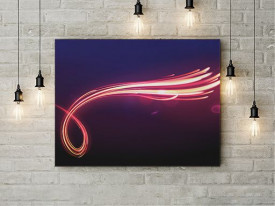 Tablou Canvas A Spark In The Dark