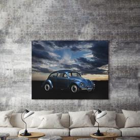 Tablou Canvas Blue Beetle