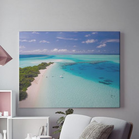 Tablou Canvas Destinatia de Vis