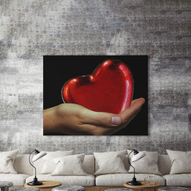 Tablou Canvas Give You My Heart