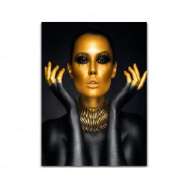 Tablou Canvas Golden shaman