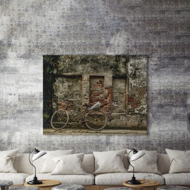 Tablou Canvas In ruina