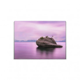 Tablou Canvas Lonely Rock