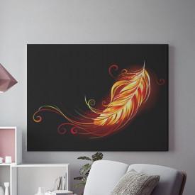 Tablou Canvas Magic Feather