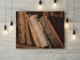 Tablou Canvas Old books