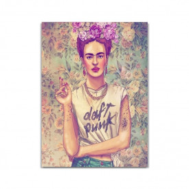 Tablou Canvas Punk Frida