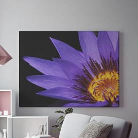 Tablou Canvas Purple flower