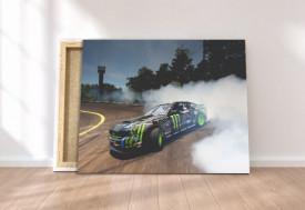Tablou canvas - Race