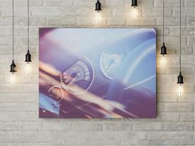 Tablou Canvas Speed car