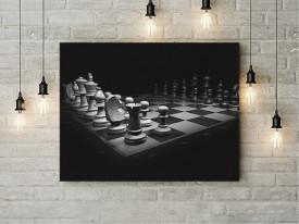 Tablou Canvas tabla de sah