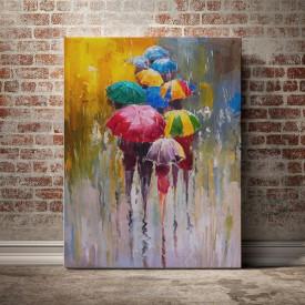 Tablou Canvas Umbrele