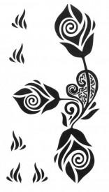 Tatuaj temporar -crafts- 17x10cm