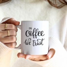 CANA IN COFFEE WE TRUST