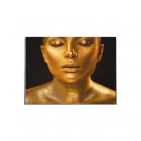 Tablou Canvas Golden godess