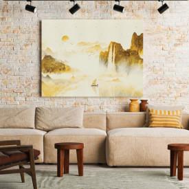 Tablou Canvas Golden Valley