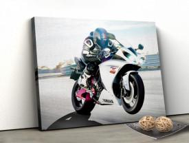 Tablou canvas - Moto Race