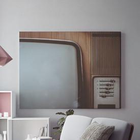 Tablou Canvas Old tv