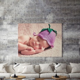 Tablou Canvas Sleepy flower