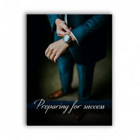 TABLOU MOTIVATIONAL - PREPARING FOR SUCCESS
