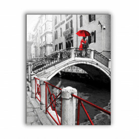Tablou Romance in Venice