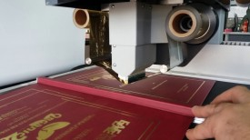 Imprimanta folio digitala - UniFoilPrinter - Unibind - PELEMAN