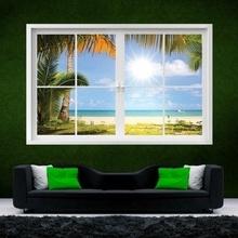 Peisaj prin fereastra 02