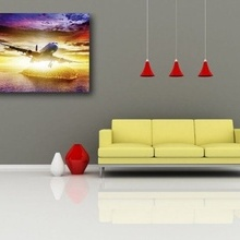 Tablou canvas - avion 01
