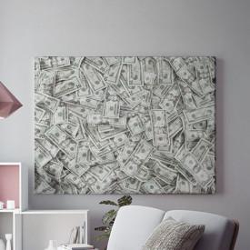 Tablou Canvas Bancnote