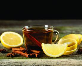 Tablou canvas - ceai de lamaie