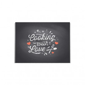Tablou Canvas Cooking with love