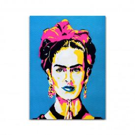 Tablou Canvas Frida portet