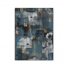 Tablou Canvas Golden threads