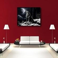 Tablou canvas - Lup