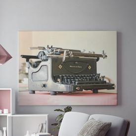 Tablou Canvas Old typewriter