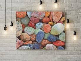 Tablou Canvas Pietre colorate