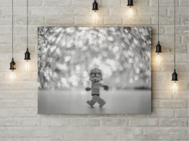 Tablou Canvas Stormtrooper marching