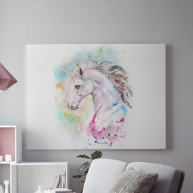 Tablou Canvas Unicorn pictura