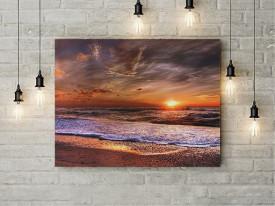 Tablou Canvas Velvet sunset